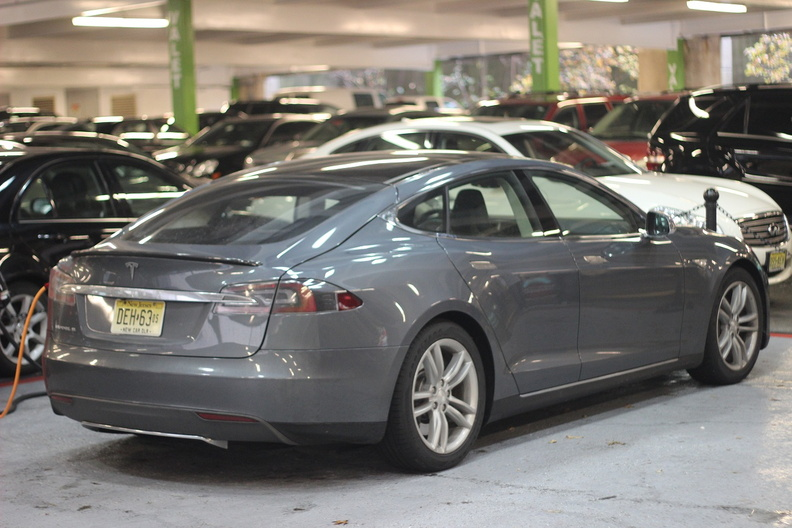 Gray Tesla Model s Model s Grey | Tesla Model s