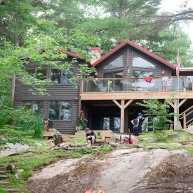 Turtle Lake Cottage 140